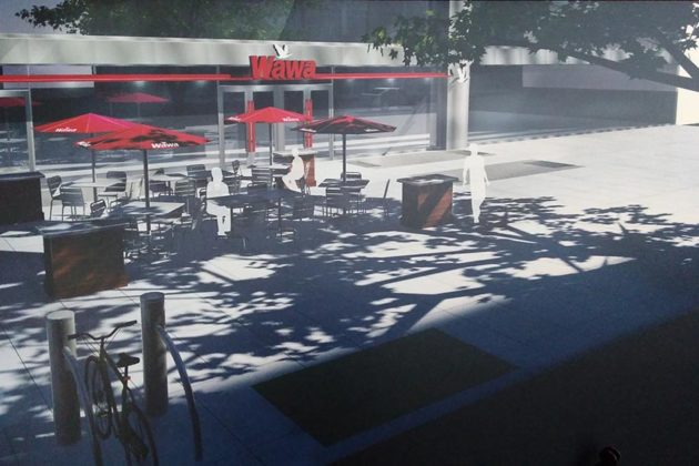 The D.C. location will include outdoor seating