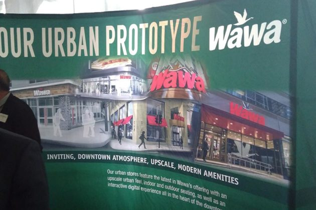 The new D.C. store will be an urban model for Wawa