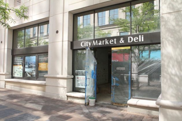 Chelsea Market & Deli will move into 2250 Clarendon Blvd in Courthouse Plaza