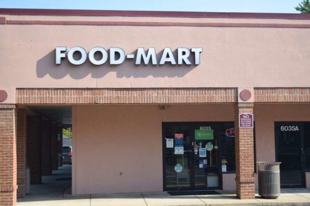 The Food-Mart grocery store at the Dominion Hills Centre will close at month's end