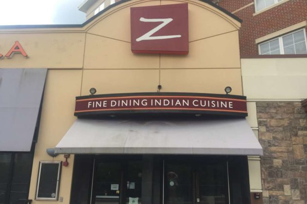 Zaika Indian Restaurant Arlington Va