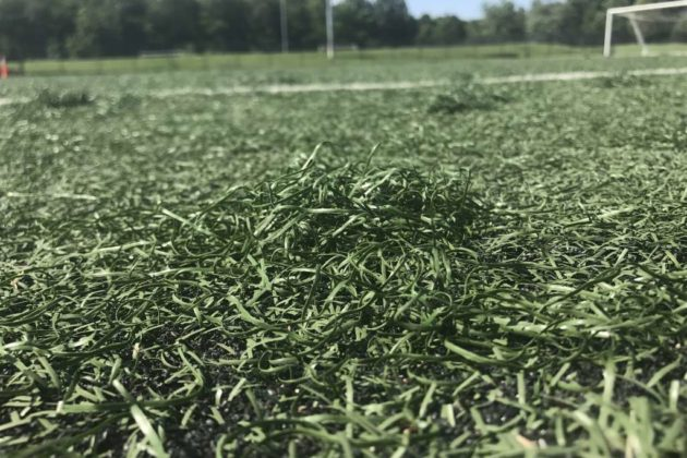 The turf fields at Thomas Jefferson Middle School are set for a revamp