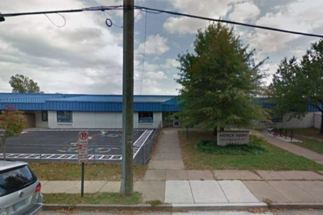 Patrick Henry Elementary School (photo via Google Maps)