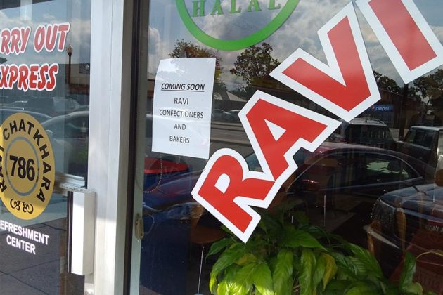Next door, the takeout restaurant Ravi Chatkhara will become a bakery