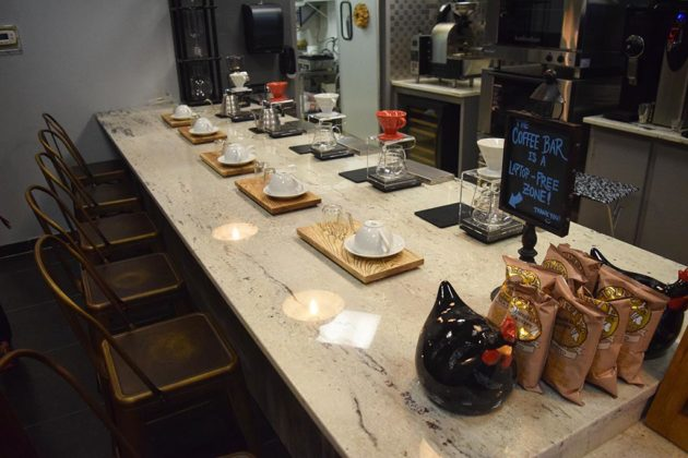 Coffee shop Sense of Place opened August 7 in Arlington Forest