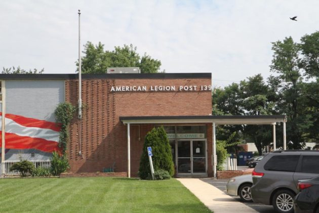 Under the plans, the American Legion would get space in the affordable housing project