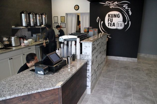 Bubble Tea Cafe Kung Fu Tea Now Open in Clarendon | ARLnow.com on british house, greek house, coconut house, asian house, breakfast house, curry house, mediterranean house, japanese house, cheese house, blueberry house, bubble waterfall, coffee house, bubble spa, bubble inside of house, bubble shed, bubble fusion,