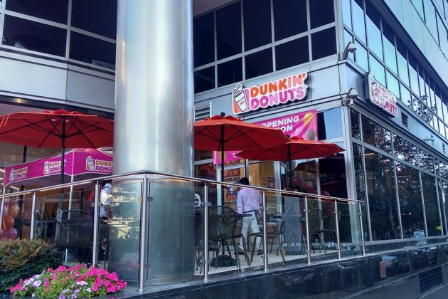Dunkin Donuts Now Open In Virginia Square Arlnow Com