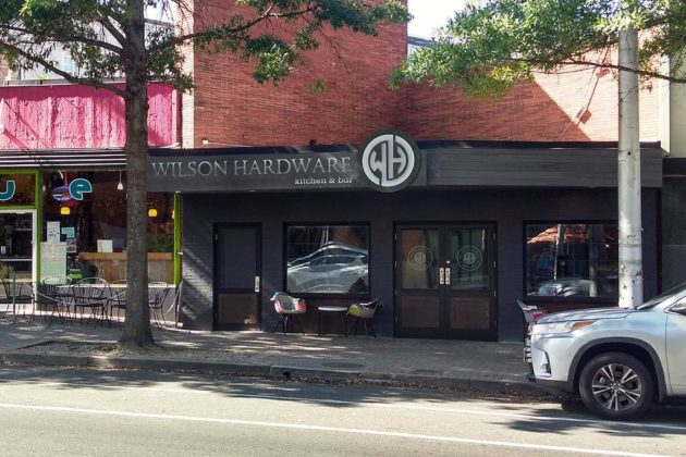 Wilson Hardware is located at 2915 Wilson Blvd in Clarendon