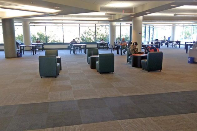 Arlington Central Library Meeting Rooms