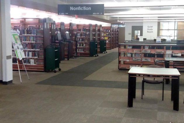 Arlington County Library Virginia Room