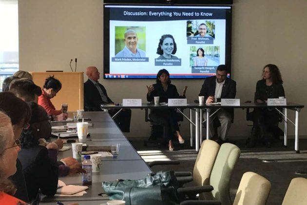 Certified B Corp BizLaunch Workshop:  Businesses hear from entrepreneurs what it means to be a benefit corporation in Virginia