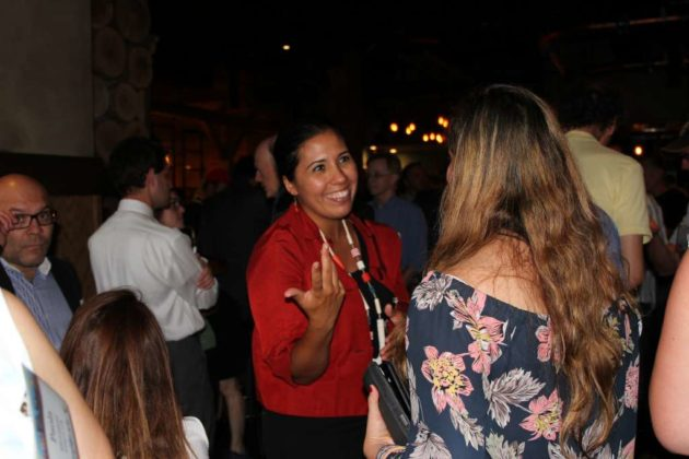 Networking @ Copperwood Tavern:  BizLaunch Networking events are a great way to meet other businesses in the Arlington community