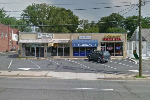 Arlington Pharmacy on Wilson Blvd (photo via Google Maps)