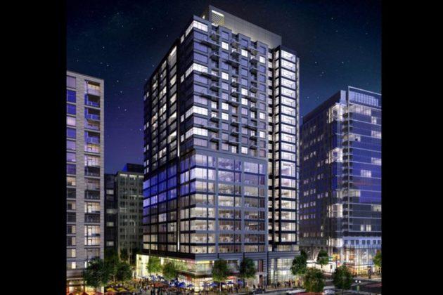 4040 Wilson Blvd rendering via Shooshan Company