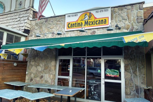 Cantina Mexicana in Crystal City (file photo)