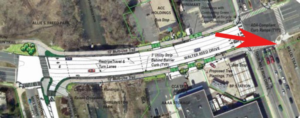 County to Receive Permission For W&OD Trail Improvements