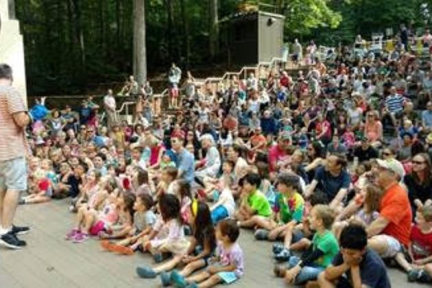 One of the County's hidden gems, the free summer concert series at Lubber Run Amphitheater in the Arlington Forrest neighborhood ranges from live theater and dance performances, to contemporary hip hop, folk and jazz concerts from June through August.