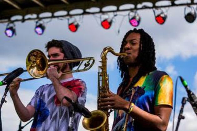 In addition to national headliners such as The Soul Rebels, opening with a regional favorite such as Joe Keyes and the Late Bloomer Band is a hallmark of the programming that Arlington Arts' brings to the Rosslyn Jazz Festival.