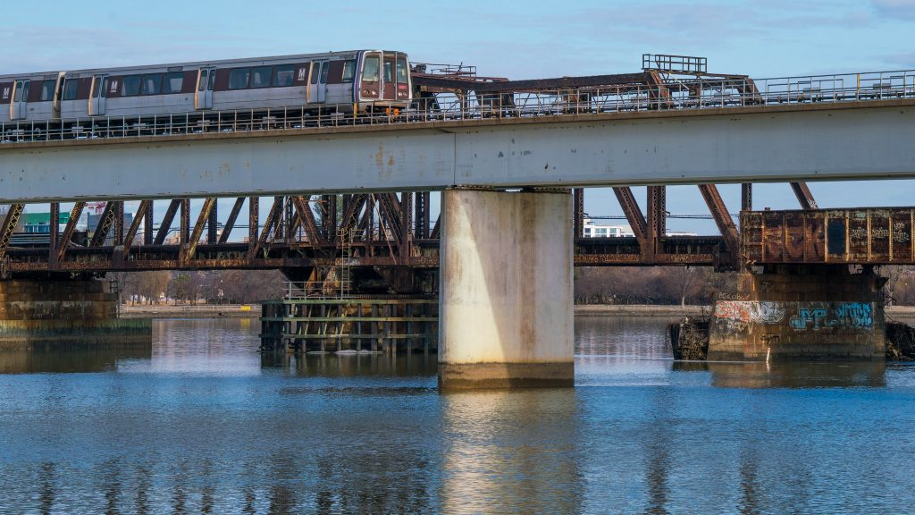 Metro Fast-Tracking Repairs on Yellow Line Bridge and Tunnels