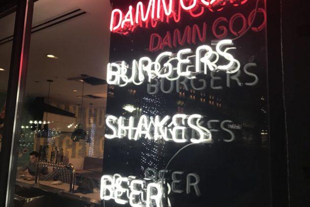 Damn Good Burger Co in Shirlington