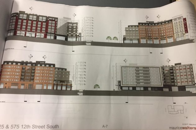 A PenPlace illustration from updated site plan documents