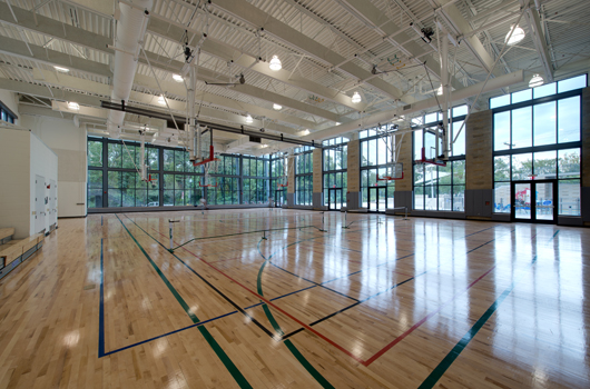 Arlington Mill Community Center Gym Closed For Repairs
