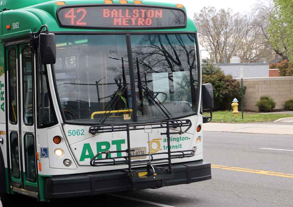 Art Set To Run New Bus Route Connecting Ballston And