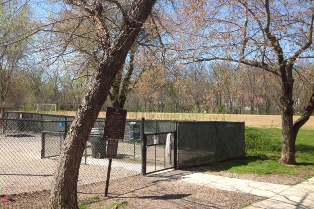 Current Benjamin Banneker dog park