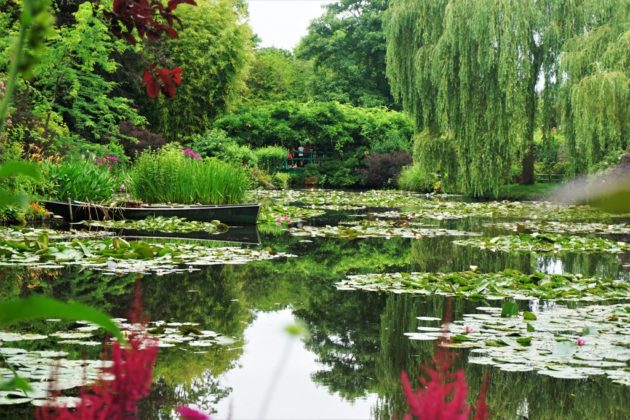 Monet's Garden at Giverney
