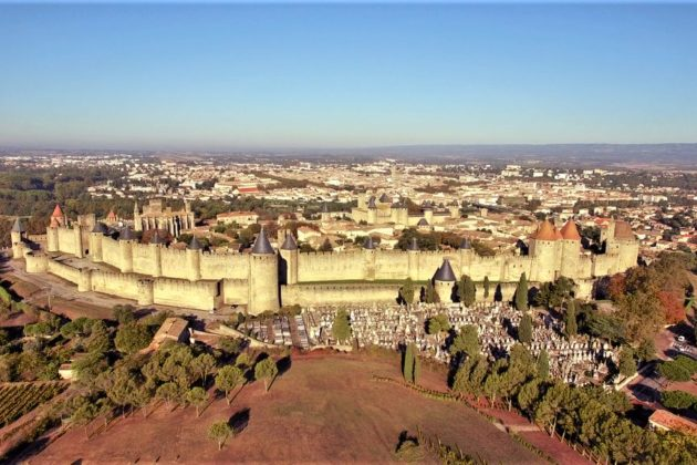 The magnificent Carcassonne