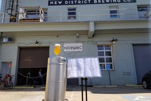 New District Brewing