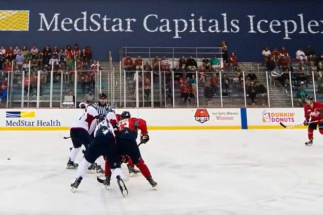 Capitals  Kettler Iceplex in Ballston is Getting a New Name  a19392e81549