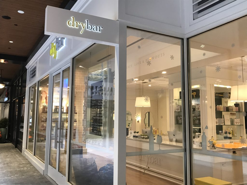 drybar set to open today at ballston quarter