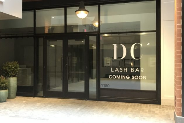 DC Lash Bar Set to Open Monday at Ballston Quarter | ARLnow com