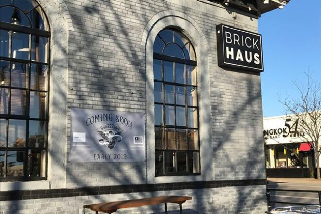 D C Bar Rebellion Plans Expansion Into Old Brickhaus Space On