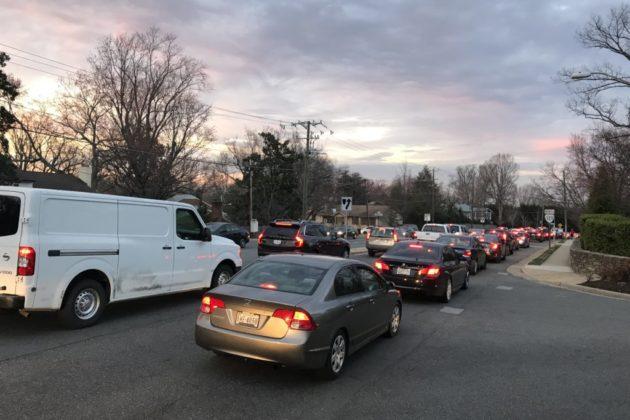 BREAKING: Traffic Nightmare Continues As I-495 Inner Loop