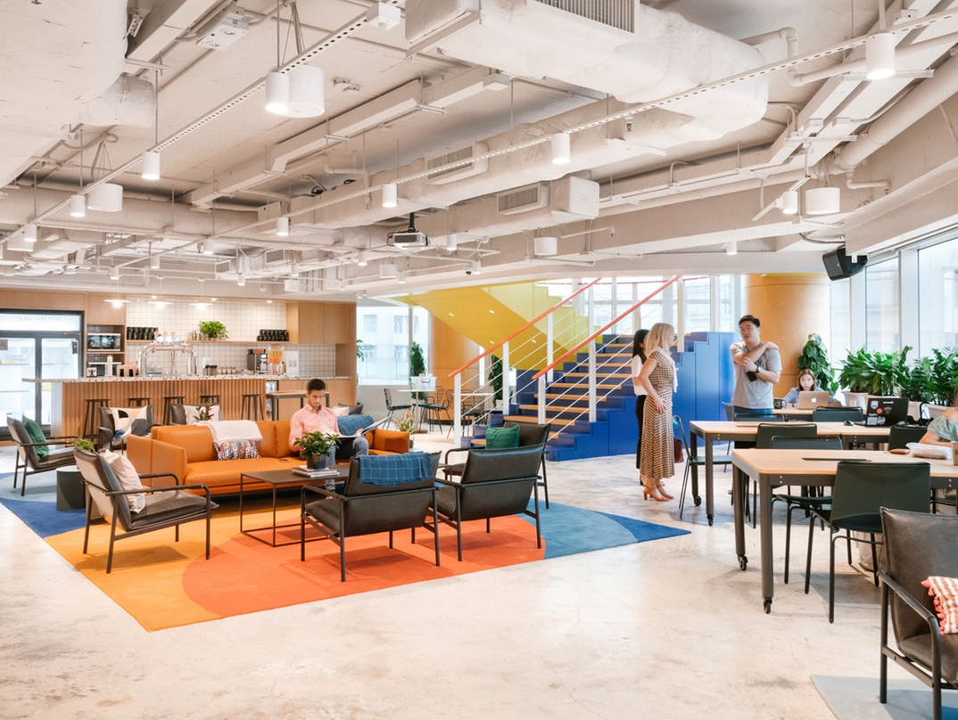 WeWork To Open New Rosslyn Co Working Space In June