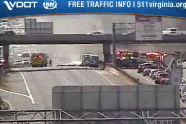 TRAFFIC ALERT: Beltway Crash May Again Cause Spillover Traffic in