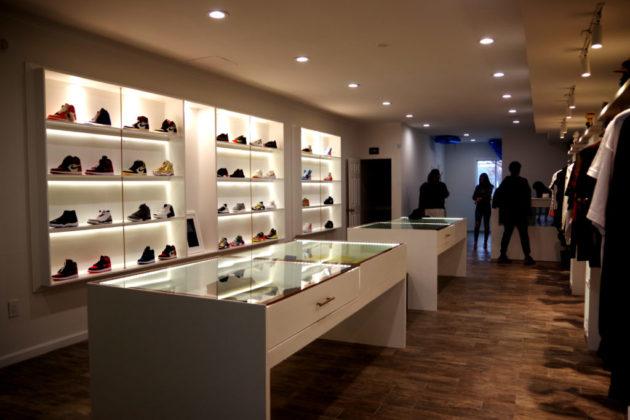 New Luxury Shoe Store \