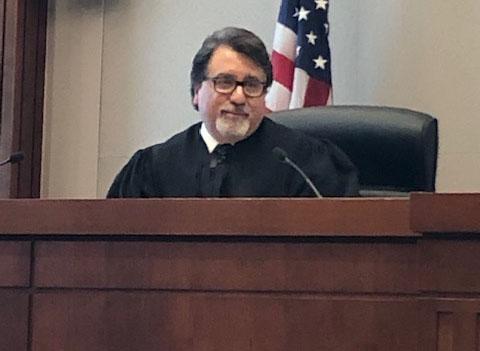 First Latino Judge Sworn In at Arlington General District