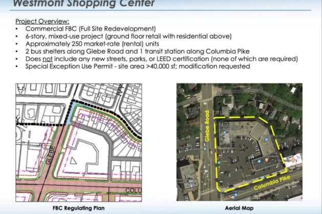 Two Columbia Pike Shopping Centers Are Slated for
