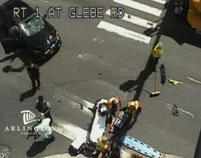 UPDATED: Road Closures Following Critical Car vs  Motorcycle