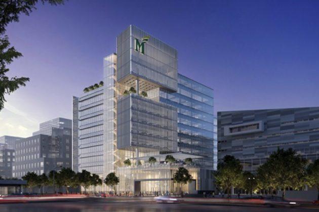 Concept of Expanded GMU Arlington Campus Released   ARLnow.com