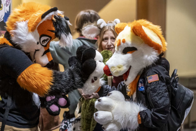 Halloween Furries Convention 2020 Furry Fandom Finds New Home This Weekend in Crystal City | ARLnow.com