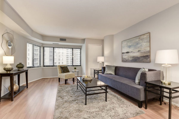 Listing of the Day: 900 N. Stafford Street #1214