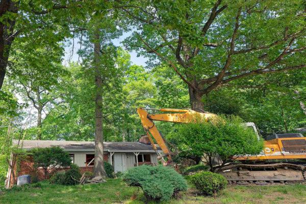 John Glenn's Former Arlington Home Has Been Torn Down