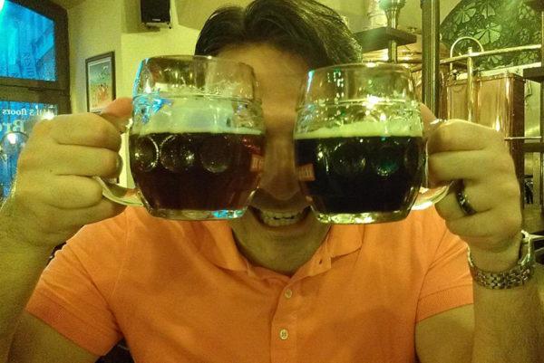 Your Beermonger: It's a Dark Beer — Yea Yeah!