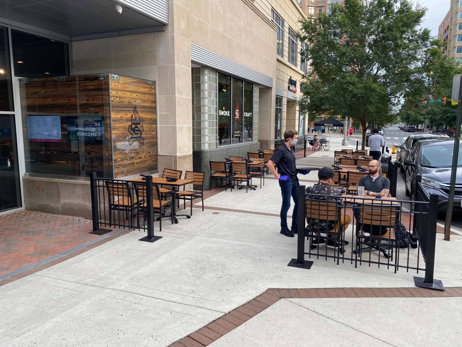 Smokecraft Modern Barbecue Opens Outdoor Seating + Adds ...
