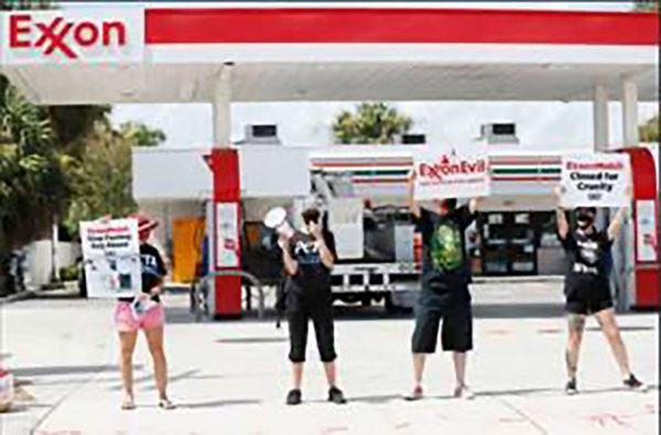 PETA Planning Protest at Arlington Gas Station Thursday